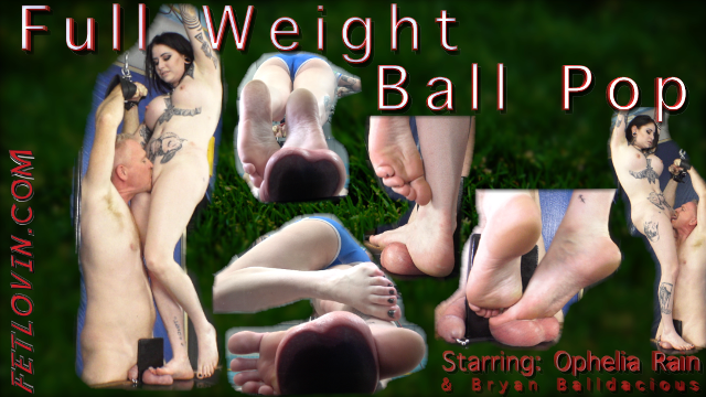 Full Weight Ball Pop