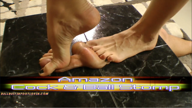 Amazon Cock & Ball Stomp