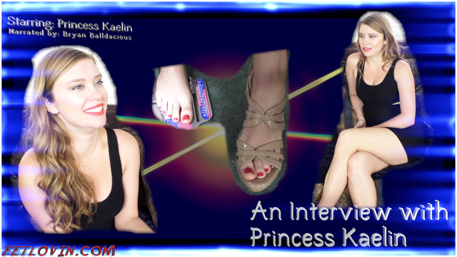 An Interview with Princess Kaelin