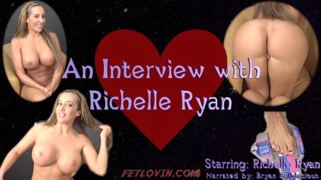 An Interview with Richelle Ryan