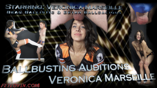 Ballbusting Auditions – Veronica Marseille
