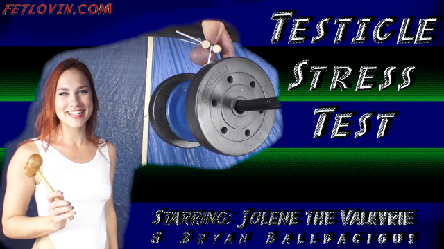 Testicle Stress Test