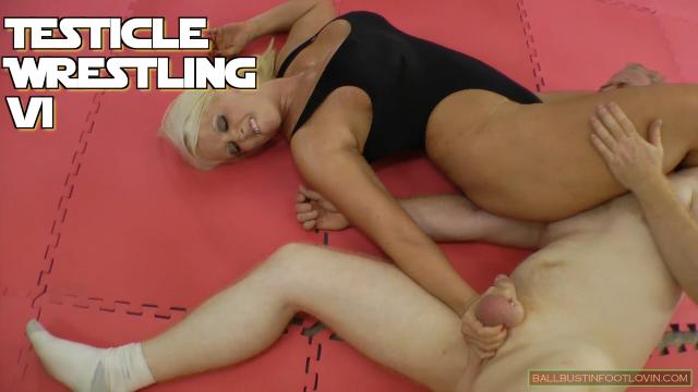 Testicle Wrestling VI